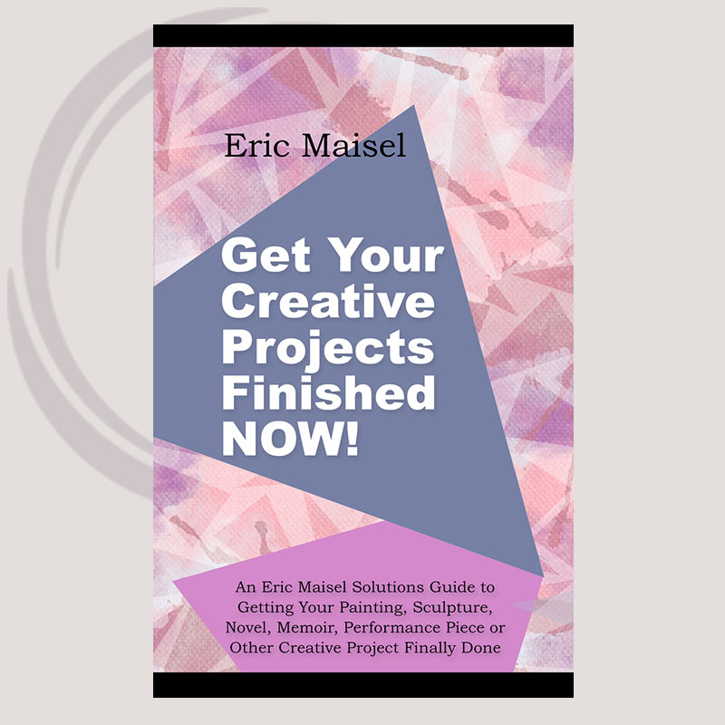 GET YOUR CREATIVE PROJECTS FINISHED NOW!